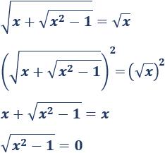 Explicamos qué es una ecuación irracional y proporcionamos varios métodos para su resolución y 10 ecuaciones irracionales resueltas. Matemáticas.