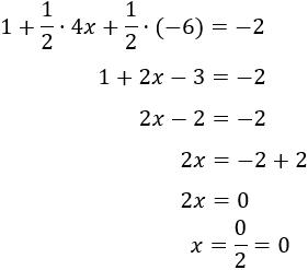 Ecuaciones de primer grado resueltas para secundaria. Ecuaciones simples, con fracciones, con parentesis, con signos negativos, sin solucion, con infinitas soluciones, etc. ESO.