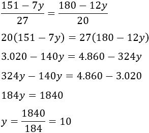 Resolvemos problemas mediante sistemas de dos ecuaciones lineales con dos incógnitas.Los métodos que se utilizan para resolver cada uno de los sistemas son sustitución, igualación y reducción. Álgebra. Secundaria. Matemáticas.