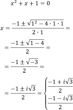 Resolución de ecuaciones de segundo grado completas e incompletas, con soluciones reales y complejas. Discriminante y fórmula cuadrática. Polinomios de segundo grado y raíces. ESO. Álgebra básica.