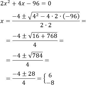Problemas resueltos aplicando el Teorema de Pitágoras