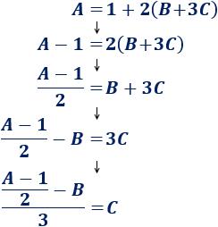 ¿Cómo despejar en una fórmula? Explicamos cómo despejar o aislar una variable de una fórmula. Con ejemplos y problemas resueltos explicados paso a paso. Sumas, restas, multiplicaciones y divisiones. Secundaria. ESO. Álgebra. Matemáticas.