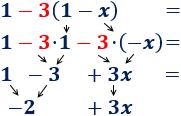 Explicamos como calcular la operación formada por un número delante de un paréntesis: el número multiplica todos los sumandos del paréntesis. Además, el número puede ser positivo o negativo. Con ejemplos y problemas resueltos. ESO. Secundaria. Matemáticas.