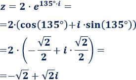 Formas binómica, trigonométrica y polar de los números complejos o imaginarios. Con ejemplos, problemas resueltos y representaciones. Secundaria, Bachillerato y Universidad.