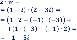 Explicamos y damos las fórmulas para sumar, restar, multiplicar y dividir números complejos o imaginarios en su forma binómica y en su forma polar. Incluye ejemplos y enlaces de interés. Matemáticas. Números complejos. Secundaria. Bachillerato. Universidad.