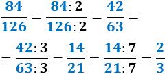 Definiciones y conceptos de fracciones equivalentes y fracción irreductible. Veremos cómo saber si las fracciones son equivalentes y cómo calcular la fracción irreductible de una fracción. Con ejemplos y problemas explicados paso a paso. Secundaria. ESO