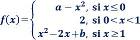 Explicamos el concepto de función definida a trozos, proporcionamos ejemplos (con gráficas) y su continuidad. También, resolvemos algunos problemas. Secundaria. Bachillerato. Matemáticas.