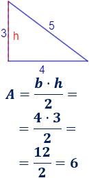área De Un Triángulo Matemáticas Fáciles