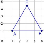Explicamos el concepto de punto equidistante y proporcionamos ejemplos y problemas resueltos. ESO. Geometría. Matemáticas.