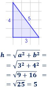 ¿La hipotenusa mide más que los catetos? La respuesta es sí y lo demostramos. Con ejemplos. Aplicaciones del teorema de Pitágoras. Triángulo rectángulo. Secundaria. ESO. Geometría. Matemáticas.