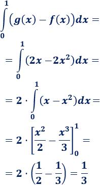 Recordamos la regla de Barrow y explicamos cómo utilizarla para calcular el área de la región que encierran la gráfica de una función y el eje de abscisas o el área que encierran las gráficas de dos funciones. Con ejemplos y problemas resueltos. Integrales definidas. Bachillerato y universidad. Matemáticas.