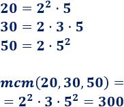 Resolución de problemas mediante la aplicación del mínimo común múltiplo (mcm) o del máximo común divisor (MCD). Problemas para secundaria. ESO. Álgebra básica. Matemáticas